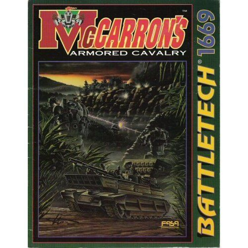 BattleTech: McCarron's Armored Cavalry