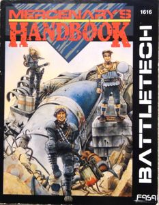 BattleTech: Mercenary's Handbook