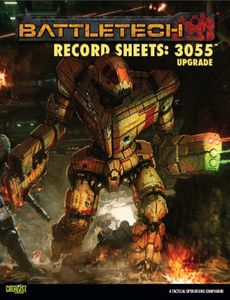 BattleTech Record Sheets: 3055 Upgrade