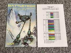 BattleTech Science Fiction Combat Book Game: LCT-1S Locust