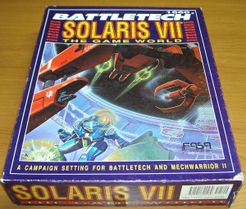 BattleTech: Solaris VII – The Game World