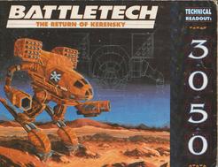 BattleTech Technical Readout: 3050