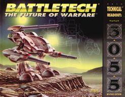 BattleTech Technical Readout: 3055