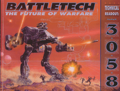 BattleTech Technical Readout: 3058