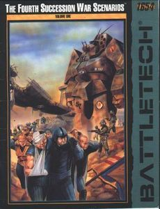 Battletech: The Fourth Succession War Scenarios Volume One