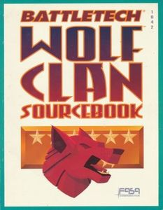 BattleTech: Wolf Clan Sourcebook