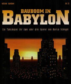 Bauboom in Babylon