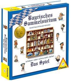 Bayrisches Sammelsurium Das Spiel