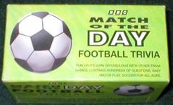 BBC Match Of The Day: Football Trivia