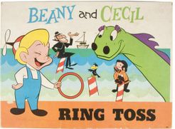 Beany  & Cecil Ring Toss Game