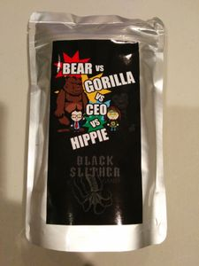 Bear vs Gorilla vs CEO vs Hippie
