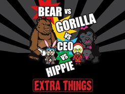 Bear vs Gorilla vs CEO vs Hippie: Extra Things