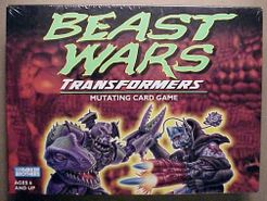 Beast Wars Transformers Mutating Card Game