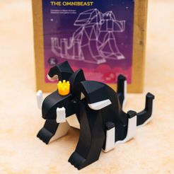 Beasts of Balance: The Omnibeast