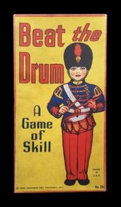 Beat the Drum: A Game of Skill