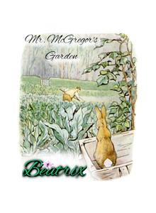Beatrix: Mr. McGregor's Garden