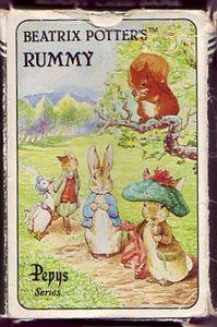 Beatrix Potter's Rummy