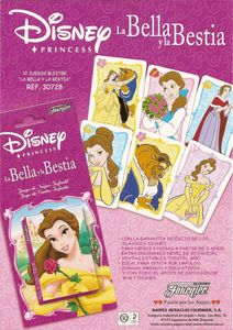 Beauty and the Beast: Magic Mirror Card Game