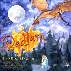 Bedlam, the Board Game