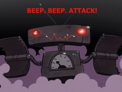 BEEP. BEEP. ATTACK!