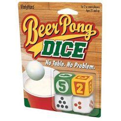 Beer Pong Dice