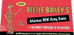 Beetle Bailey's Hilarious New Army Game