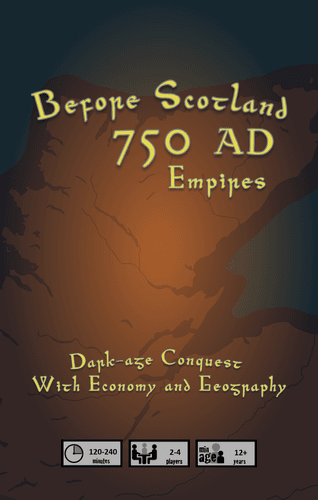 Before Scotland: 750 AD – Empires