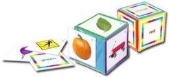 Beginning Language Roll & Learn Pocket Cubes