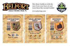 Belfort: Guild Promo Pack #1