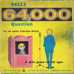 Bell's 64,000 Question