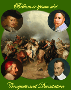 Bellum se ipsum alet: Conquest and Devastation