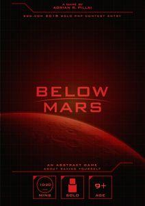 Below Mars
