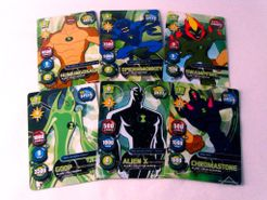 Ben 10 Alien Force Trading Card Game