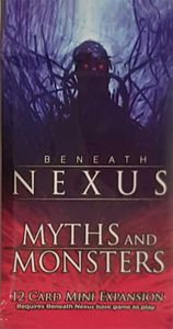 Beneath Nexus: Myths and Monsters Mini Expansion