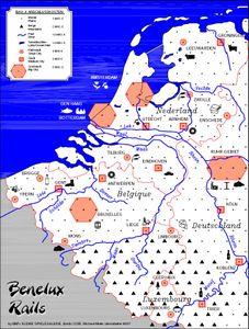 Benelux Rails