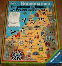 Beneluxreise
