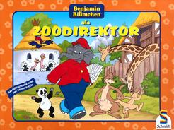 Benjamin Blümchen: als Zoodirektor