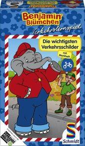 Benjamin Blümchen: Die wichtigsten Verkehrsschilder