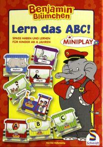 Benjamin Blümchen: Lern das ABC!
