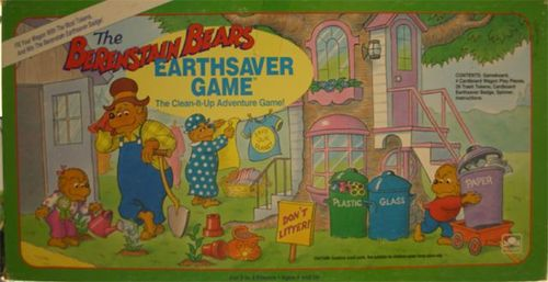 Berenstain Bears Earthsaver Game