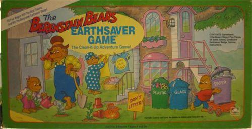 Berenstain Bears Earthsaver Game