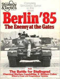 Berlin '85: The Enemy at the Gates