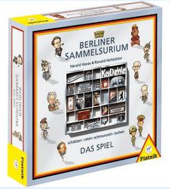 Berliner Sammelsurium Das Spiel