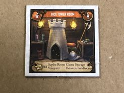 Between Two Castles of Mad King Ludwig: Dice Tower Room Promo Tile