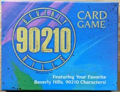 Beverly Hills 90210 Card Game