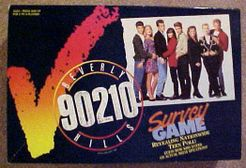 Beverly Hills 90210 Survey Game