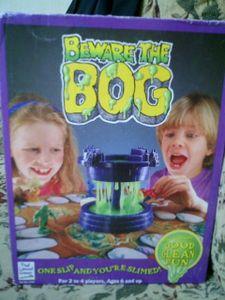 Beware the Bog