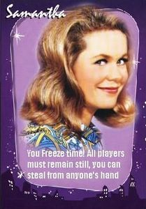 Bewitched Card Game