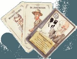 Beyond Baker Street: Promo Cards