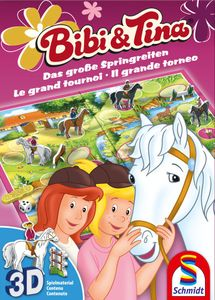 Bibi & Tina: Das große Springreiten